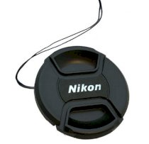 Lens cap 52mm for Nikon