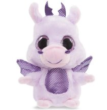 Yoohoo & Friends Lavender Dragon 5