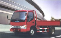 Xe tải JAC HFC1047K-D800 3.1T Chassis (2012)