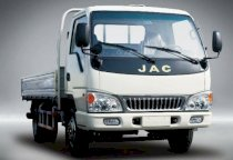 Xe tải JAC HFC1040K-D3810 1.95T Chassis (2012)