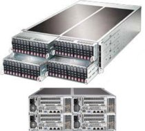 "Server Supermicro SuperServer F627R2-RT+ (Intel Xeon processor E5-2600 and E5-2600 v2 family, RAM Up to 1TB ECC DDR3, HDD 8x 2.5"" Hot-swap SAS/SATA + 4x 2.5"" Hot-swap SATA, 1280W)"