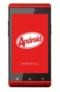 Xolo Q500s IPS Red