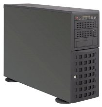 "Server Supermicro SuperServer 7047R-72RF 4U Tower LGA 2011 DDR3 1600 (Intel Xeon E5-2600 series, RAM Up to 1TB ECC DDR3, HDD 8x Hot-swap 3.5"" HDD Bays, 920W)"