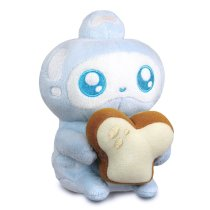 "Bravest Warriors Jelly Kid 6"" Plush - Complete with Toast in Hand - By the Creators of Adventure Time"