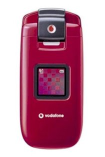 Vodafone 902T Red