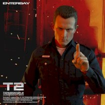 Enterbay Masterpiece Terminator 2 The Judgment Day T1000 1:4 Figure