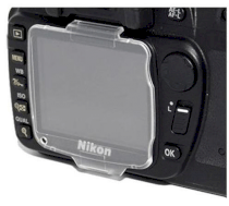 LCD hard cover BM-8 for Nikon D300/D300s