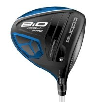 New Cobra Golf Bio Cell Pro Driver Stiff Flex Blue