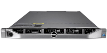 Server Dell PowerEdge R610 - X5650 (Intel Xeon Quad Core X5650 2.66GHz, Ram 8GB,Raid H700 (0,1,5,6,10,50..), HDD 3x 146GB SAS, DVD ROM, PS 2x717Watts)