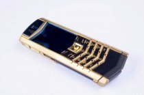 Vertu Signature S Gold Black Carbon Limited (Trung Quốc)