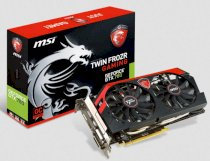 MSI N760 TF 4GD5/OC (NVIDIA GeForce GTX 760, 4GB GDDR5, 256-bit, PCI Express x16 3.0)