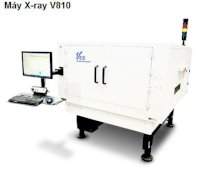 Máy X-ray V810 3D In-Line Advanced X-ray Inspection System (AXI)