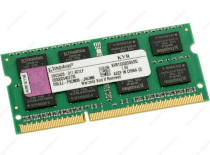 Kingston - DDR3 - 2GB - bus 1333 MHz - PC3 10600 (KVR13S9S6/2) for Notebook