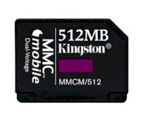 Kingston DV-MMC 512MB