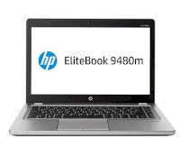 HP EliteBook Folio 9480m (J8V41UA) (Intel Core i5-4310U 2.0GHz, 8GB RAM, 256GB SSD, VGA Intel HD Graphics 4400, 14 inch, Windows 7 Professional 64 bit)