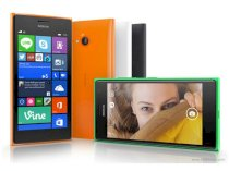 Nokia Lumia 735 Orange