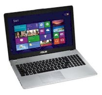 Asus N56JN-XO103D (Intel Core i5-4200H 2.8GHz, 8GB RAM, 500GB HDD, VGA NVIDIA GeForce GT 840M, 15.6inch, Free DOS)