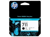 HP 711 38-ml Black Ink Cartridge (CZ129A)