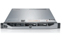 Server Dell PowerEdge R620 - E5-2670v2 (1x Intel Xeon E5-2670v2 2.5Ghz, Ram 8GB, Raid H310 (Raid 0,1,5,10), 1x PS 495W, Không kèm ổ cứng)
