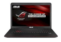 Asus G771JM-T7021H (Intel Core i7-4710HQ 2.5GHz, 16GB RAM, 1256GB (1TB HDD + 256GB SSD), VGA Nvidia GeForce GTX 860M, 17.3 inch, Windows 8.1 64-bit)
