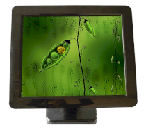 LCD Monitor with touch screen monitor VT1703 17 inch