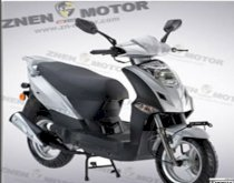 ZNen S X7 Scooter 125cc 2014