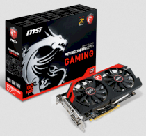 Video Card MSI R9 270 GAMING 2GB (AMD ATI Radeon R9 270, 2048 GDDR5, 256 bits, PCI Express x16 3.0)
