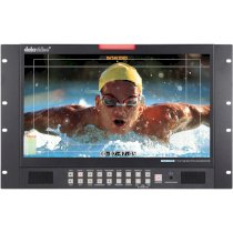 "Datavideo TLM-170GR 17.3"" HD/SD TFT LCD Monitor - 7U Rackmount Unit"