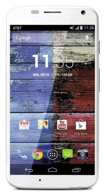 Motorola Moto X XT1058 32GB White front Chalk back  for for AT&T