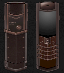 Vertu Signature S Pure Chocolate SS