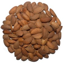 Bitter Almonds Raw Organic (Kernels) 200g Bag (7oz)