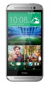 HTC One (M8 Eye) Glacial Silver EMEA Version