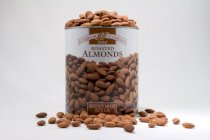 Roasted Almonds (3.75 Pound Can) (Unsalted)