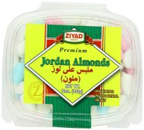 Ziyad Jordan Almonds, 12 Ounce