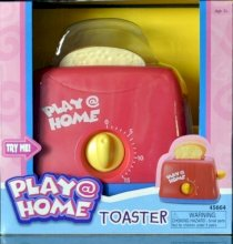 Play at Home Toaster by Keenway