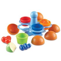 Learning Resources Smart Snacks Peekaboo Color Muffins