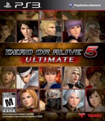 [020] DEAD OR ALIVE 5 Ultimate [đối kháng][PS3]