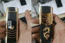 Vertu Signature S Yellow Gold Dragon (Trung Quốc)