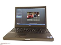 Dell Precision M4800 (Intel Core i7-48100MQ 2.8GHz, 16GB RAM, 128GB SSD + 500GB HDD, VGA NVIDIA Quadro K2100M, 15.6 inch, Windows 7 Professional 64-bit)