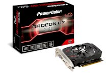 PowerColor AXR7 240 1GBD5-HV3E/OC (RADEON R7 240, 1GB GDDR5, 128bit, PCI Express 3.0)