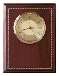Howard Miller 625-256 Honor Time II Rosewood Hall Plaque by