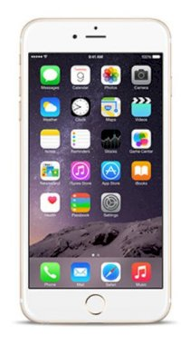 Apple iPhone 6 Plus 64GB Gold (Bản Lock)