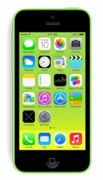 Apple iPhone 5C 16GB Green (Bản quốc tế)