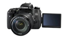 Canon EOS 760D (EF-S 18-135mm F3.5-5.6 IS STM) Lens Kit