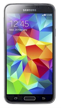 Samsung Galaxy S5 LTE-A SM-G901F 16GB for Europe Charcoal Black