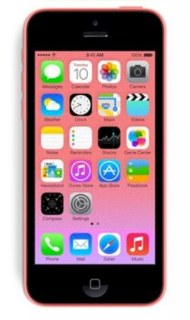 Apple iPhone 5C 16GB Pink (Bản Lock)