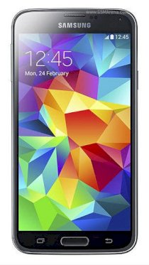 Samsung Galaxy S5 4G+ 16GB for Singapore Charcoal Black