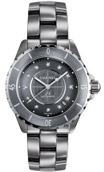 Chanel Unisex Automatic Ceramic Sapphire 38mm 64286
