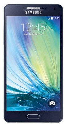 Samsung Galaxy A3 Duos SM-A300H/DS Midnight Black