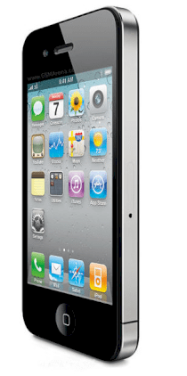 Apple iPhone 4S 32GB Black (Bản quốc tế)